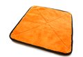 Maxshine new auto care miracle thick drying towel in 1000gsm with soft suede edge