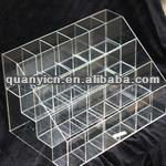 Optional customized acrylic nail polish display rack