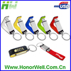 Promotional Pendrive Leather USB Flash Drive for Gift with logo