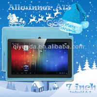best 7 inch android 4 0 tablet pc cheapest MID a13