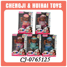 Popular Musical Kids plastic full body solid silicone baby doll toys for sale