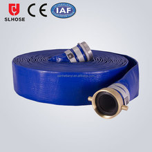 Factory Directly Provide Best Quality 4 Inch Pvc Lay Flat Hose high pressure pvc pipe for water supply