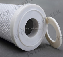High quality low price 5 micron activated carbon CTO water filter cartridge