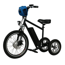 Comfortable ride special style 36v electric tricycle