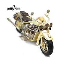 New products special design metal motorcycle model welded from manufacturer