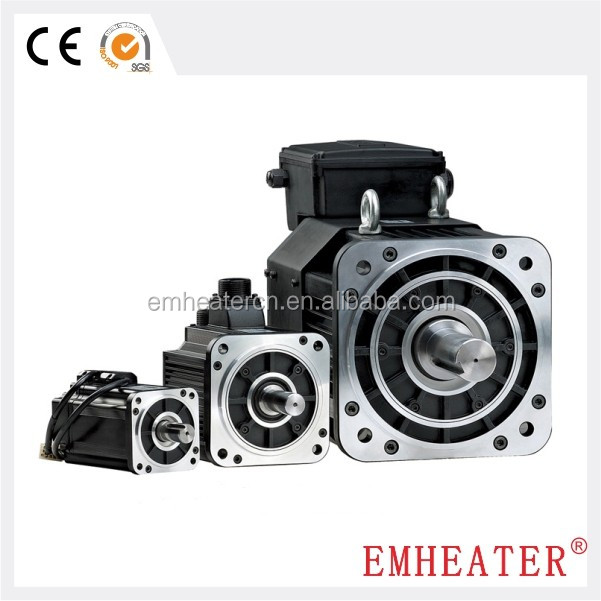 EMHEATER 2000rpm 4.00KW servo drive and motor for sewing machine control