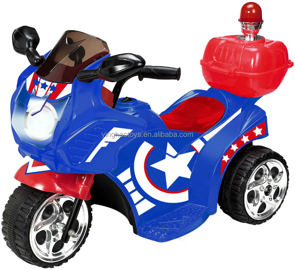 Rechargeable Battery Kids Ride On car toys for children small motorbikes kid's toy