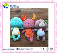 OEM Baby Best Friend Plush Animal Toy ------ Cat, Rabbit and Bear