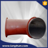 Butyl Rubber Lining Elbow Joint Pipe