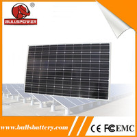 5 years warranty low price sunpower 250w mono solar panels for sale from china