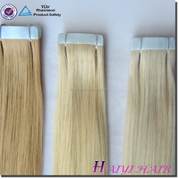 Top Selling Market Cheap Grade 8a Wholesale Ombre Tape Hair Extensions