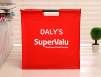 Best seller non woven bag with custom logo printing pp tote bags
