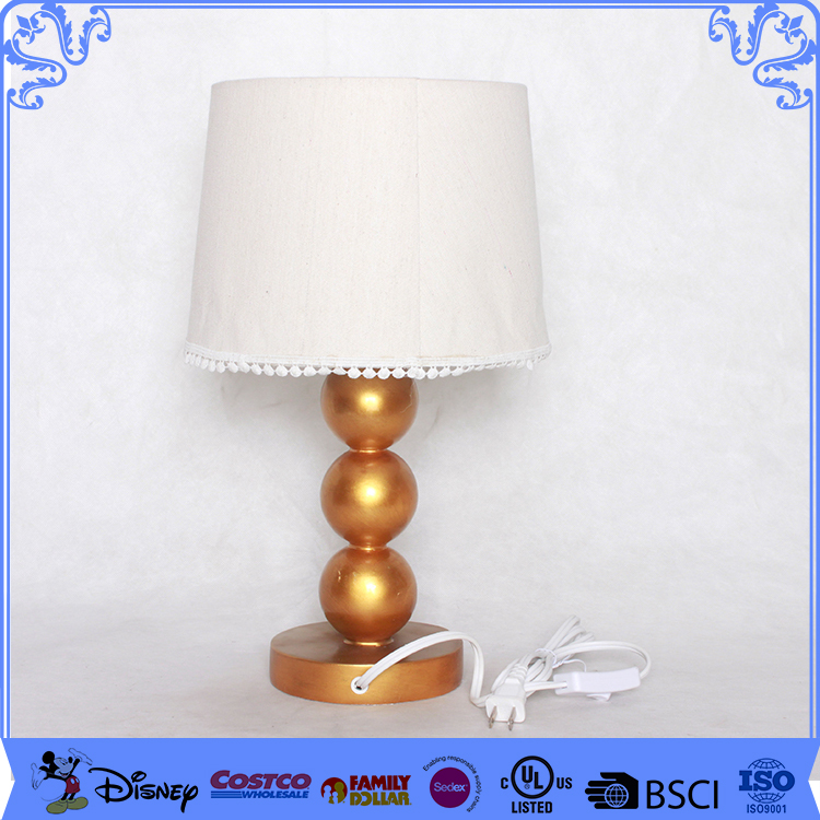 Wholesale Low Price Statues White Bedroom Table Lamps