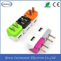 2016 Mobile Phone Accessories 5v 2a Usb Wall Charger Usb Wall Charger From Jinhua