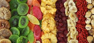 Dried Fruit from the United States