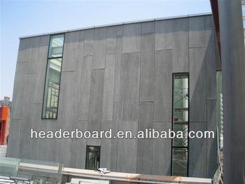 Outdoor Wall Siding Exterior Wall Board Fireproof Wall