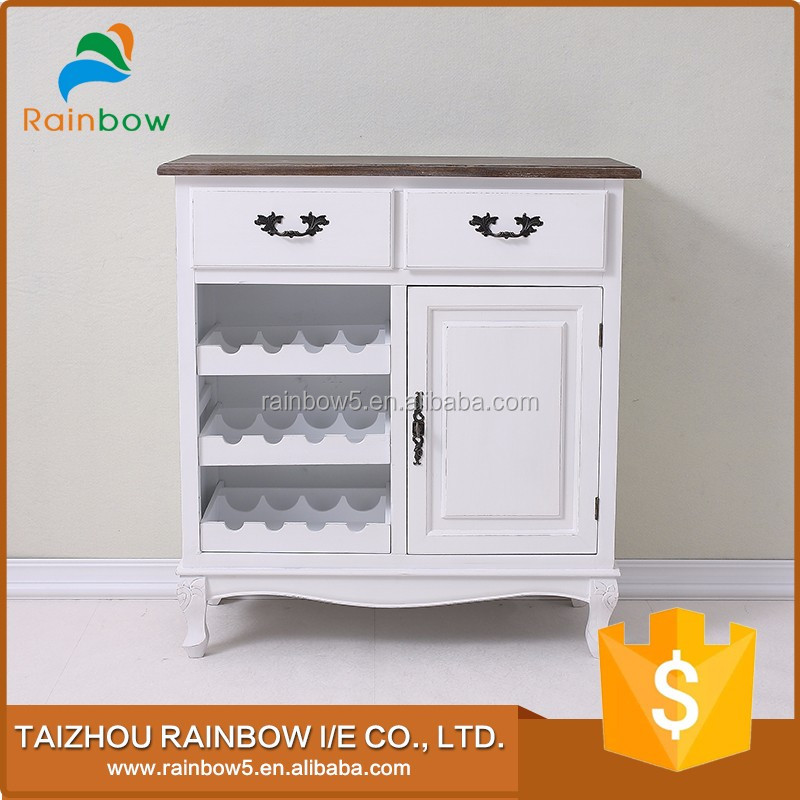 salable white wine cabinets