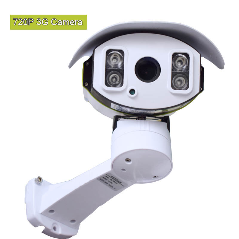 2017 Hot selling Wireless <strong>Wifi</strong> 720P P2P 3G Sim Card IP Camera with IR Night