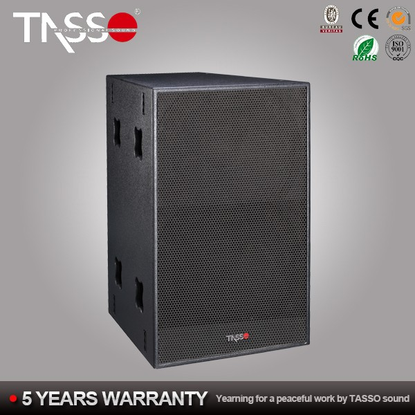 TASSO RX12 audio equipment line array pa system speaker