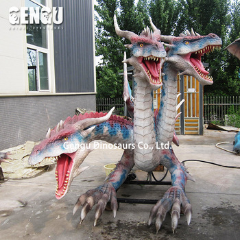 Professional zigong monster landscape design