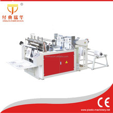 plastic bag opener machine