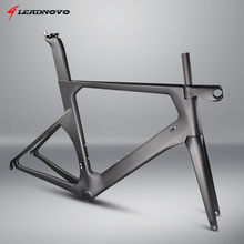 2018 New model carbon road bike frame taiwan carbon bike frames china bicycle frames with stem