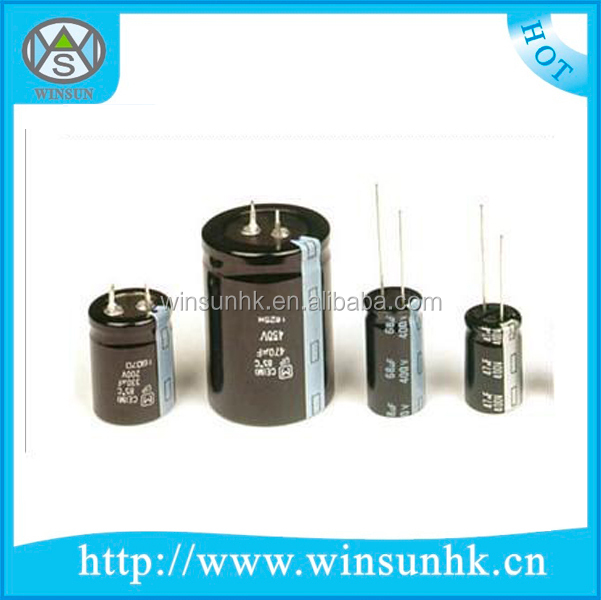CD110C High-quality Type Rohs Aluminum Electrolytic Capacitor