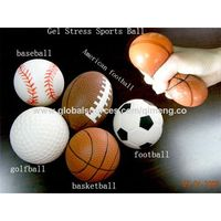 Direct factory stress toy sports ball for promotion