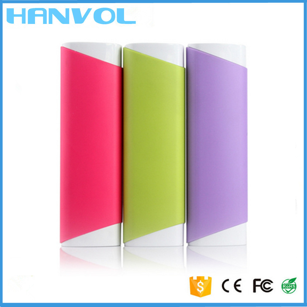 Lightly weight portable power bank2600mAh