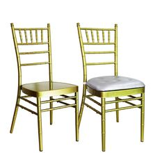Hot Sale factory price chiavari chairs wood tip plastic chair leg used wedding chairs for sale