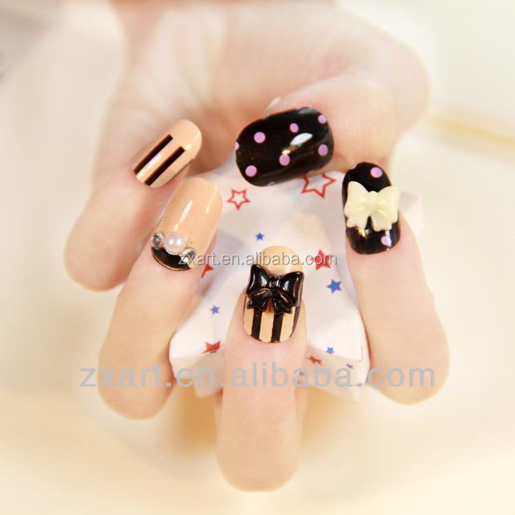 Promotional Nail Art Letter Sticker