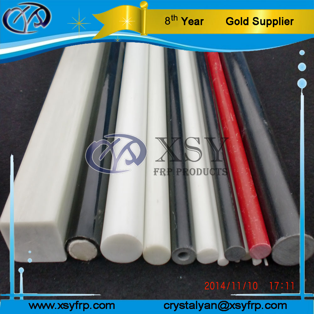 2-100mm Solid Round Fiberglass Reinforcing Rod