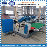 Wood Veneer Peeling Lathe Veneer Slicing Machine Veneer Peeling Machine