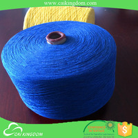 Dyed spinning 60% cotton 20% viscose fancy yarn for knitting scarf