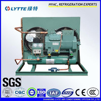 JZBF Series Open Type Screw Compressors Cold Storage Refrigeration Condensing Units(CE,ISO Certificate)