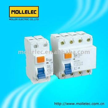2014 High Quality ID Residual Current Circuit Breaker rccb