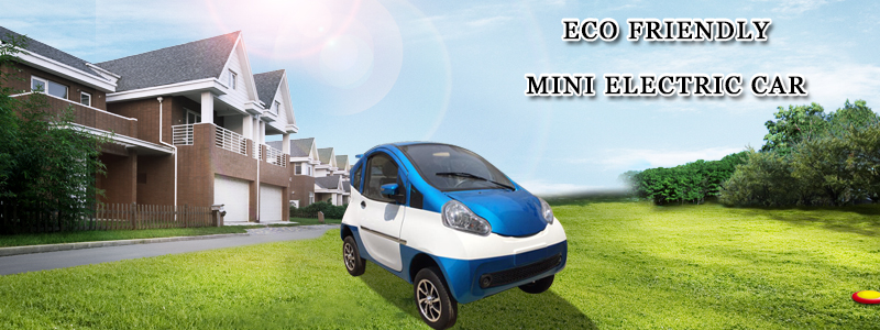 electric four wheels chinese mini car for sale