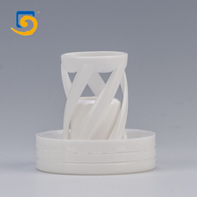 Plastic effervescent tablet tube pharmaceutical packaging