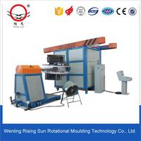 Multifunctional rotational moulding machine for wholesales