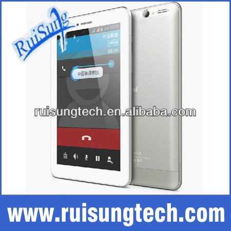 Ainol AX1 MTK8389 Quad Core Tablet PC 7.0 Inch HD Screen Android 4.2 3G GPS Monster Phone 8GB Bluetooth WCDMA Silver