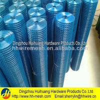 3 / 8 Inch Oxidation Resistance Pvc Coated Welded Wire Mesh