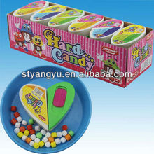 Heart Box Toy with press candy/Heart Toys Candy