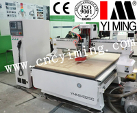 cnc router servo motor kit/sculpture wood carving machine price