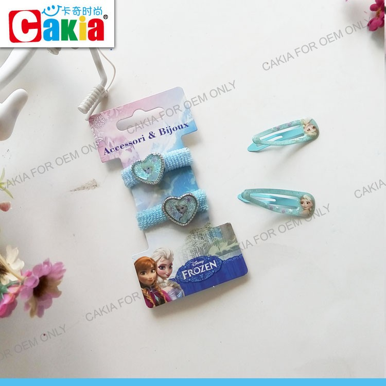 Chinese traditional baby vintage hair accessories of Frozen