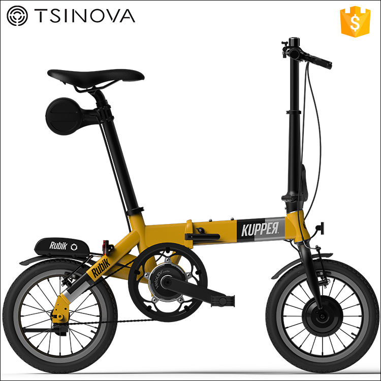 folding bicycle for women japan used bicycle import 14 inch alloy electric bicycle