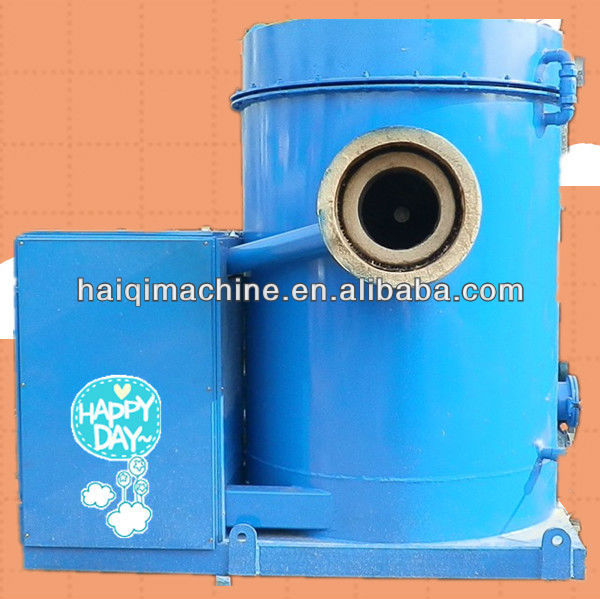 water jacket biomass burner for hot water boiler