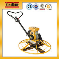 36 inch walk behind with robin ey20 power trowel concrete trowel machine for sale