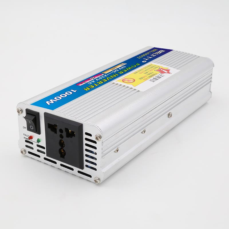 BELTTT 1000W Dc 12V to Ac 230V modified car power inverter 12v 220v taiwan model