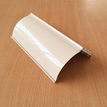free sample manufacturer window blinds Runner Aluminium Profile Curtain Track