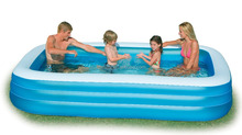 Giant inflatable swimming for familys